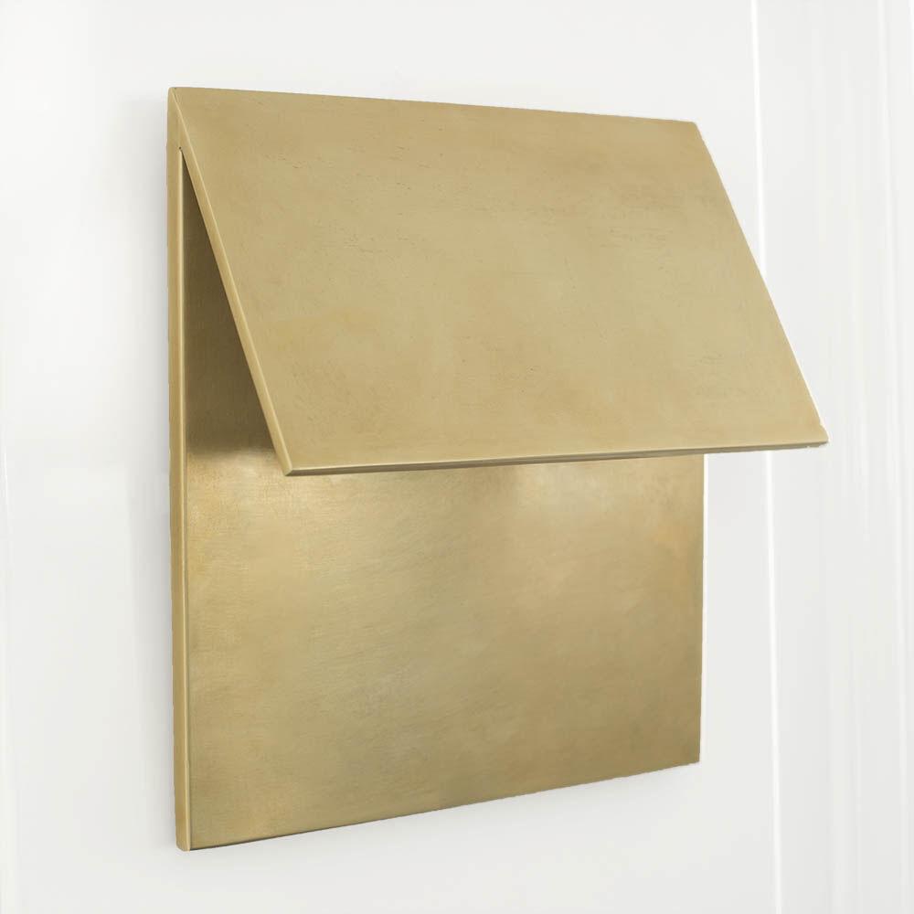 Esker Single Fold Sconce