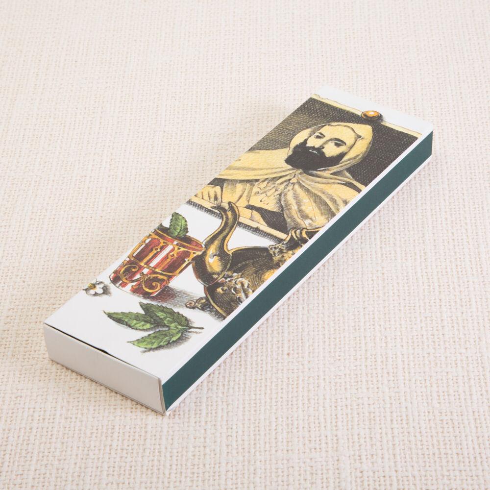 LARGE BOX MATCHES ABD EL KADER