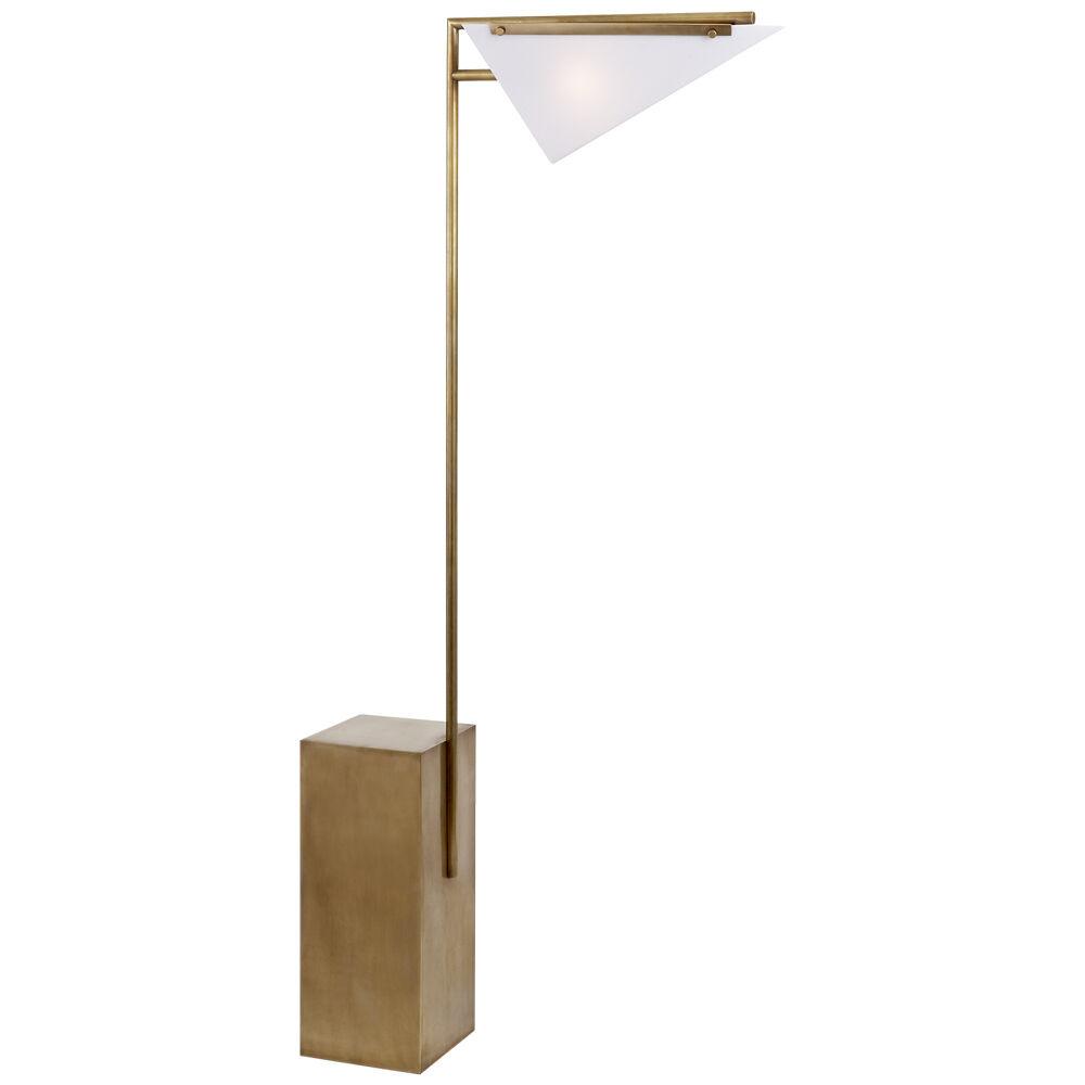 FORMA FLOOR LAMP - BRASS