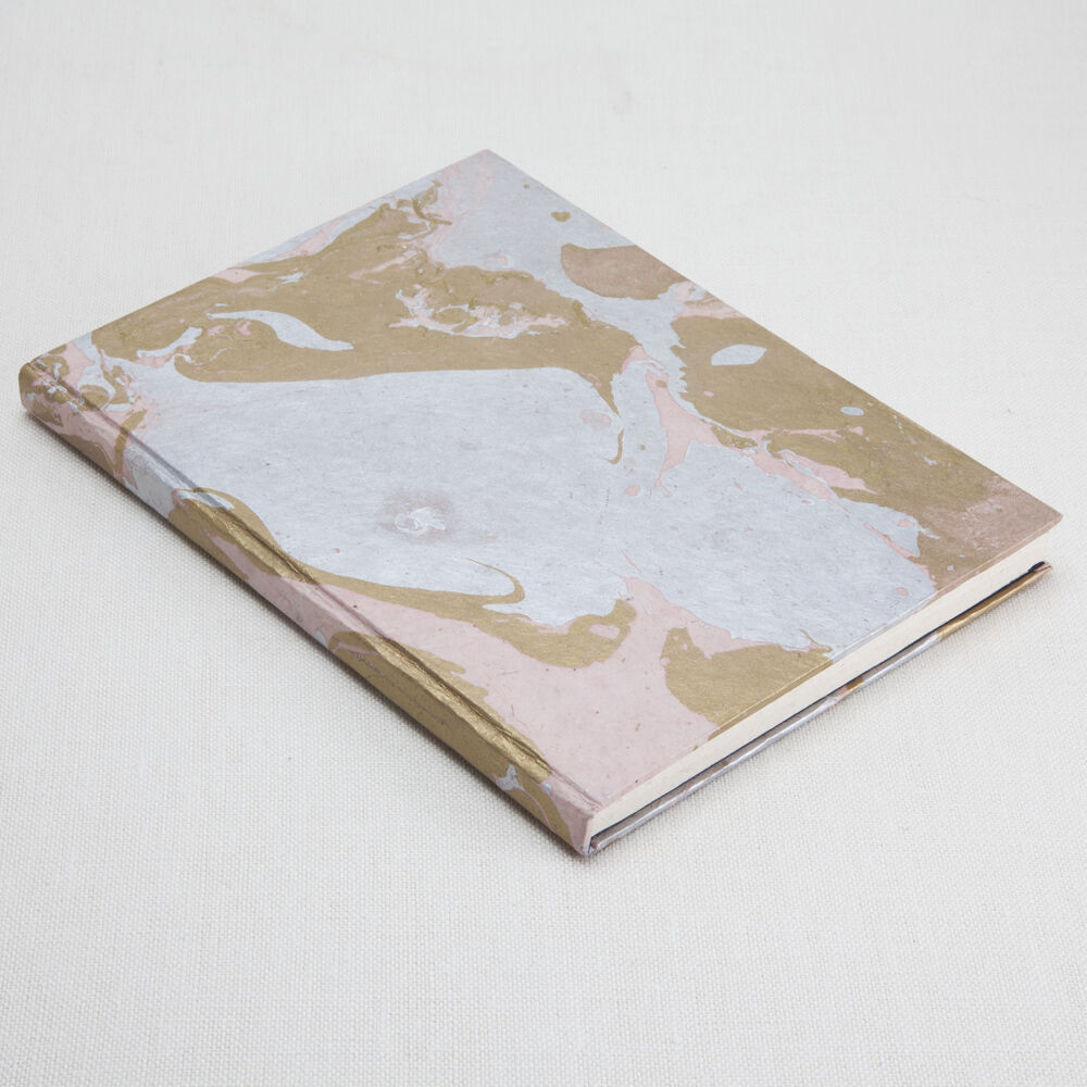 MARBELIZED NOTEBOOK