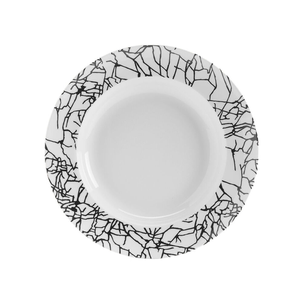 TRACERY SOUP PLATE