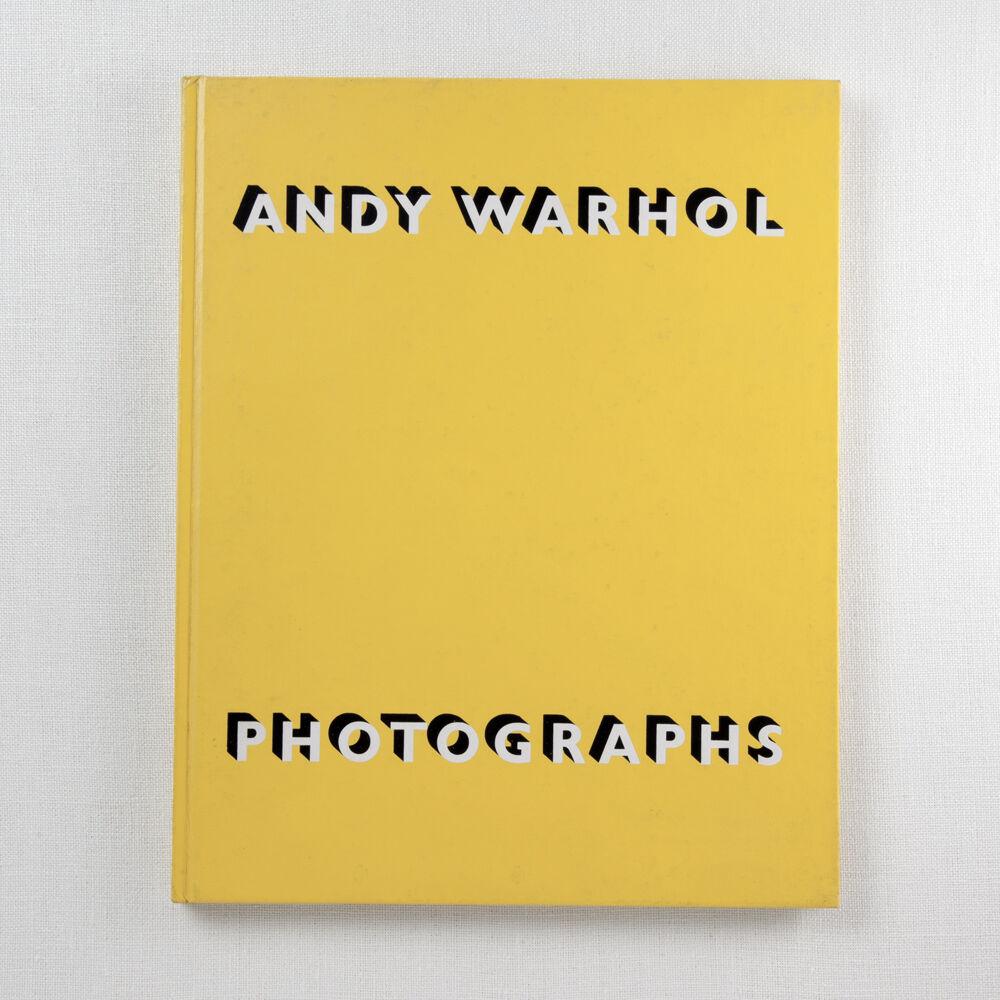 ANDY WARHOL PHOTOGRAPHS