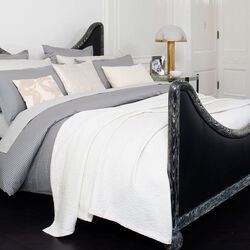 zephyr bed, high end, luxury, design, furniture and decor | kelly