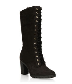 Glancy 10 Inch Lace Up Boot
