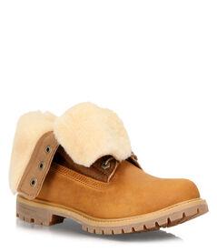 Shearling Fold Down Boot