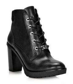 KIM LACE UP BOOTIE