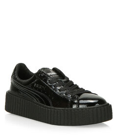 CRACKED LEATHER CREEPER BY RIHANNA