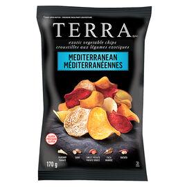 Terra Chips - Mediterranean - 170g