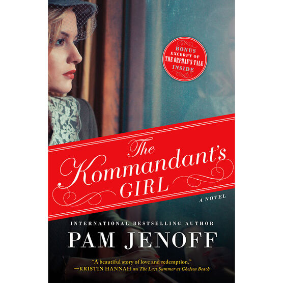 The Kommadant's Girl by Pam Jenoff