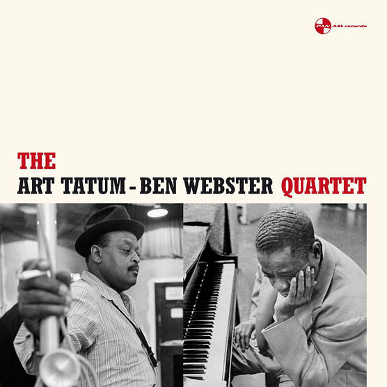 The Art Tatum-Ben Webster Quartet - Vinyl