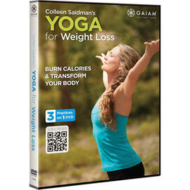 Colleen Saidman's Yoga For Weight Loss - DVD