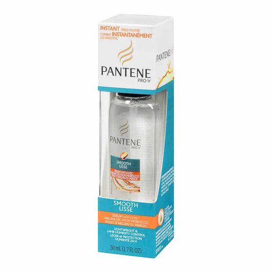 Pantene Smooth Argan Serum - 50ml