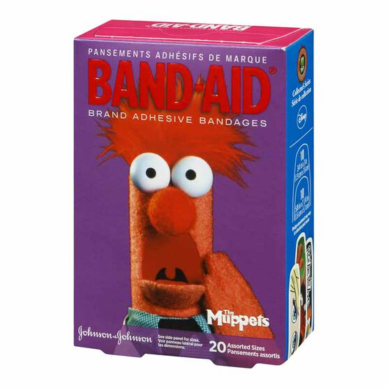 Johnson & Johnson Band-Aid - Muppets - 20's
