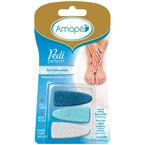 Amope Pedi Perfect Nail Care Heads - 3's