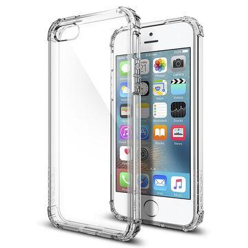 Spigen Crystal Shell Case for iPhone SE - Clear Crystal - SGP041CS20177
