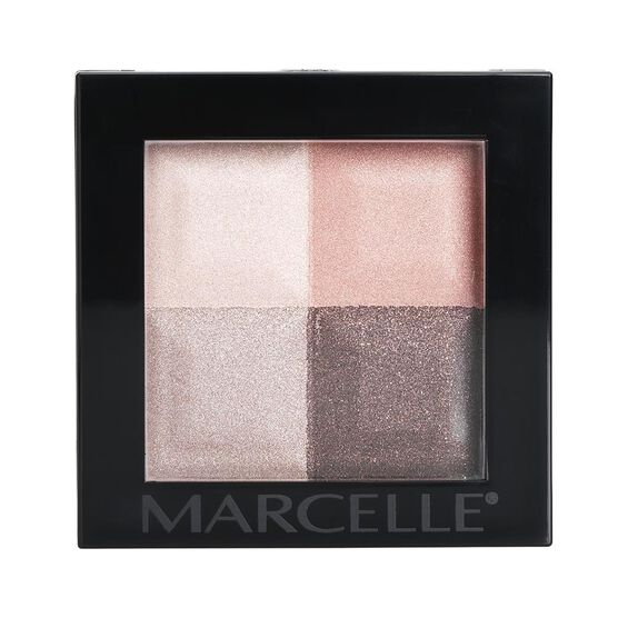 Marcelle Eyeshadow Quad - Mona Lisa