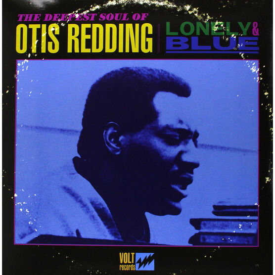 Redding, Otis - Lonely & Blue: The Deepest Soul of Otis Redding - Vinyl