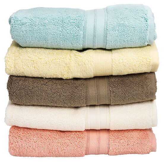 Turkish Cotton Hand Towel - Assorted