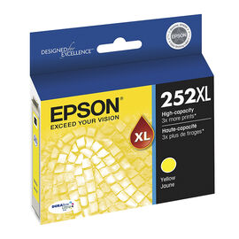 Epson T252XL Ink Cartridge - Yellow - T252XL420-S
