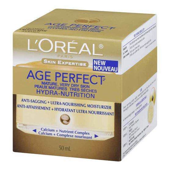 L'Oreal Skin Expertise Age Perfect Hydra-Nutrition Moisturizer - 50ml