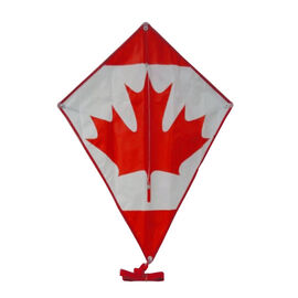 Canada Flag Fabric Kite