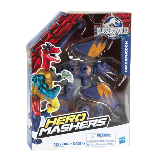 Jurassic World Hero Mashers Figure