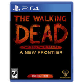 PS4 The Walking Dead: The Telltale Series - A New Frontier