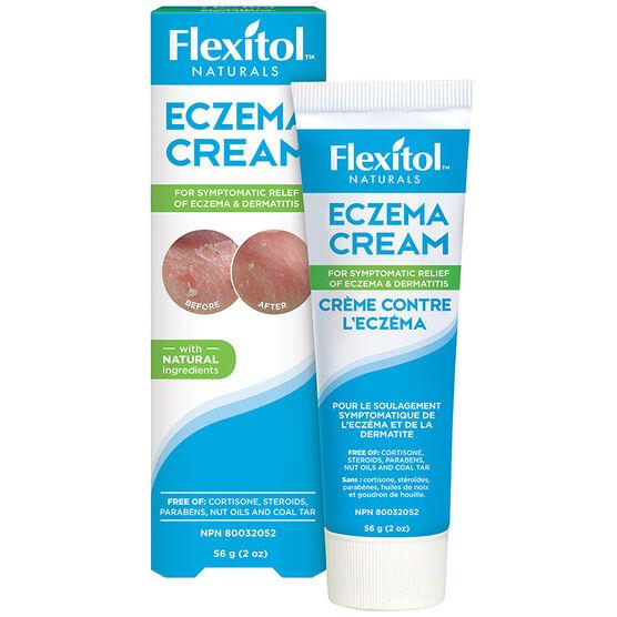 Flexitol Naturals Eczema Cream - 56 g