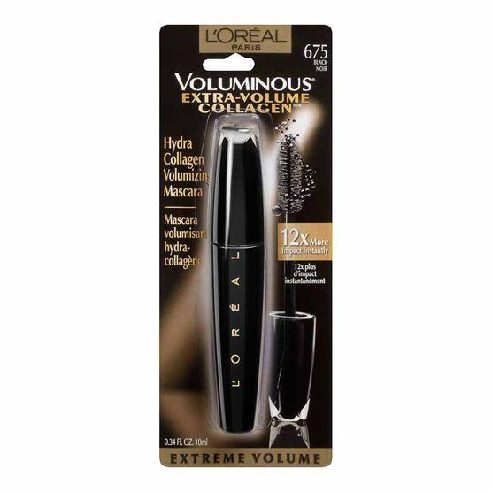 L'Oreal Voluminous Extra Volume Collagen Mascara - Black