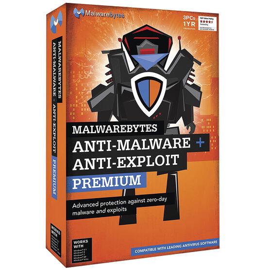 Malwarebytes Anti-Malware + Anti-Exploit Premium