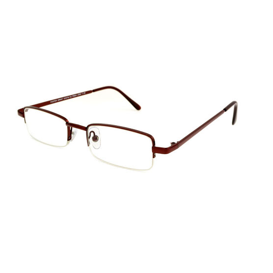 Foster Grant Hope Reading Glasses - Wine - 1.25