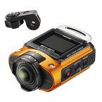 Ricoh WG-M2 with GoPro Adapter - Orange - PKG 24623