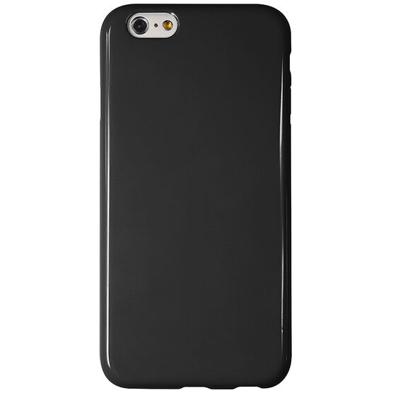 Logiix Gelly Shell for iPhone 6 - Black - LGX10993