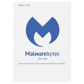 Malwarebytes Mac Edition - 1 Mac - 1 Year -8542480055