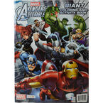 Marvel Avengers Giant Colouring and Activity Book