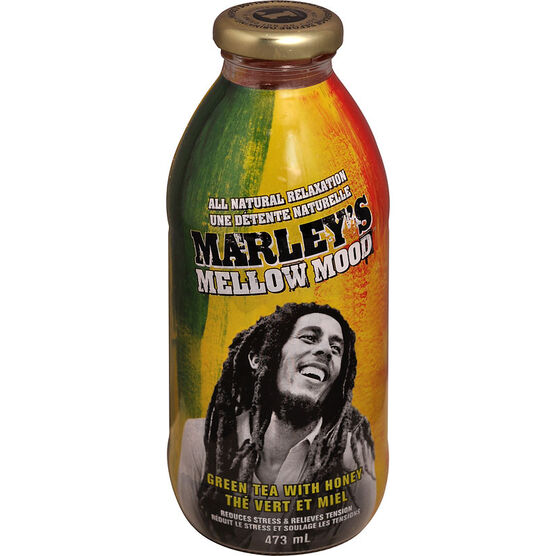 Marley's Mellow Mood - Green Tea with Honey - 473ml