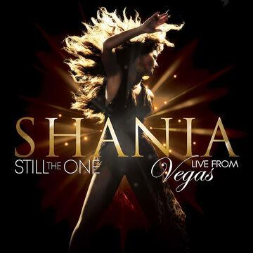 Shania Twain - Still the One: Live from Vegas - CD