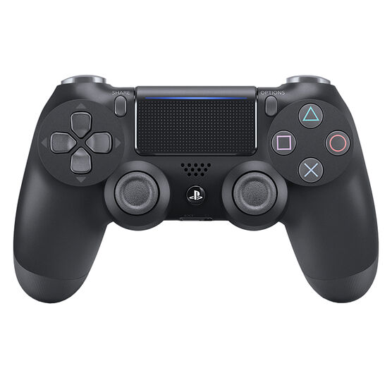 PS4 DualShock 4 Wireless Controller - Jet Black - 3001539
