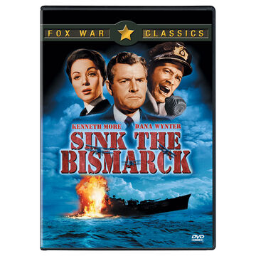 Sink The Bismarck - DVD