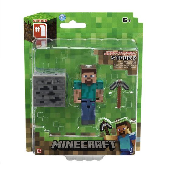 Minecraft Steve Figure