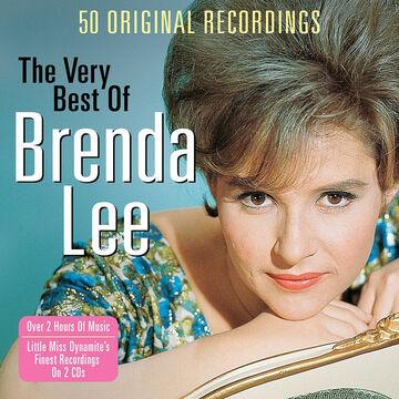 The Very Best Of Brenda Lee: 50 Original Recordings - CD