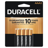 Duracell AAA Batteries - 8 pack