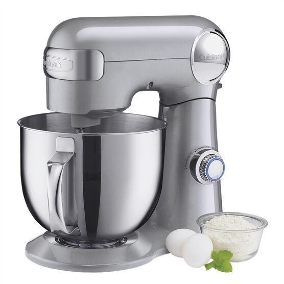 Cuisinart Precision Master 5.5 Quart Stand Mixer - Brushed Chrome - SM-50BCC