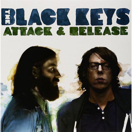 Black Keys, The - Attack & Release - CD + Vinyl