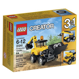 Lego Creator - Construction Vehicles