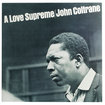 Coltrane, John - A Love Supreme - Vinyl