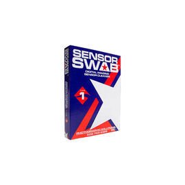 Photographic Solutions Digital Camera Sensor Swab Type 1 - 20mm - 12 Pack - SS1BOX