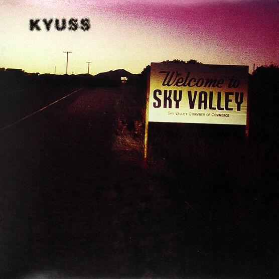 Kyuss - Welcome to Sky Valley - Vinyl