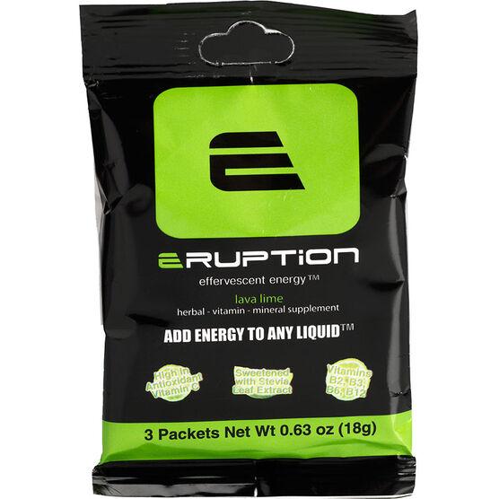 Eruption Energy - Lava Lime - 18g