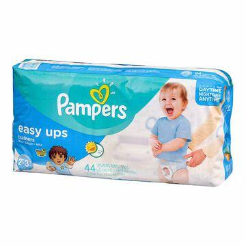 Pampers Easy Ups - Boys - 2T-3T - 44's/Mega